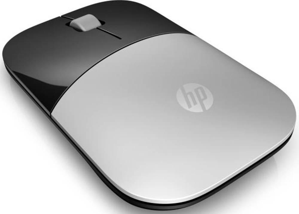 HP Myš  HP Z3700 strieborná