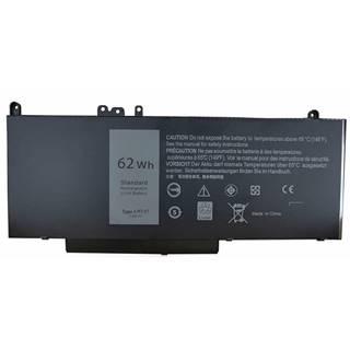Batéria Dell 4-cell 62W/HR Li-ion pro Latitude E5270, E5470, E5570