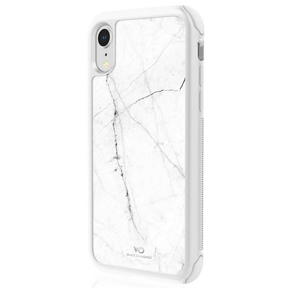 White Diamonds Kryt na mobil White Diamonds Marble Case na Apple iPhone 7/8 biely