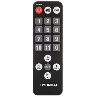Diaľkový ovládač Hyundai Senior RC, pro seniory