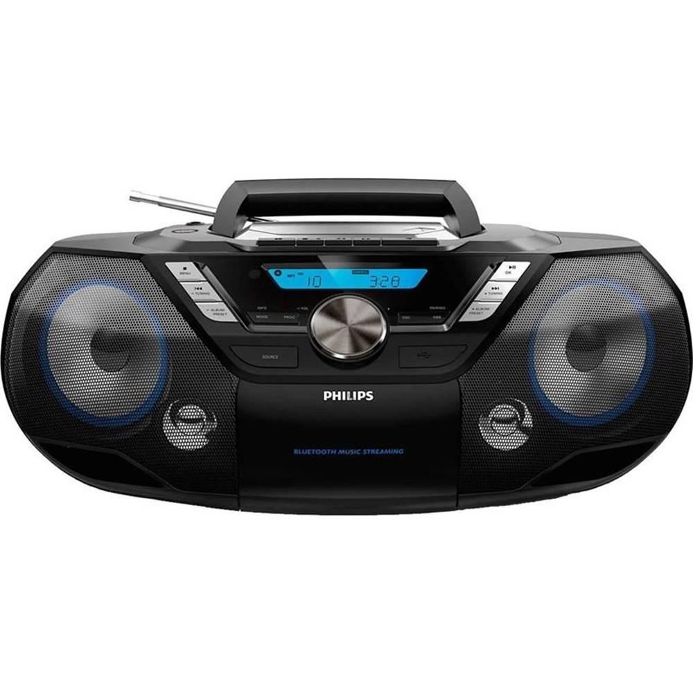 Philips Rádioprijímač s CD Philips Azb798t čierny