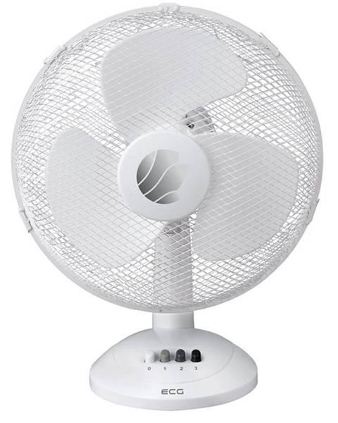 Ventilátor ECG