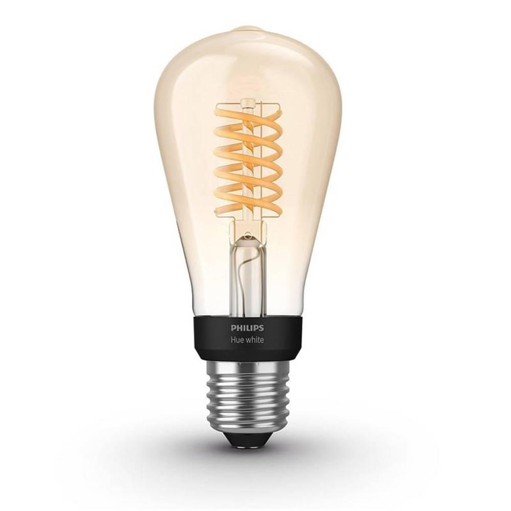 Philips Inteligentná žiarovka Philips Hue Bluetooth 7W, E27, White