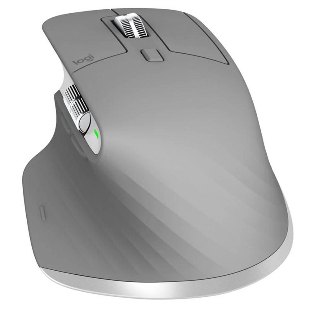 Logitech Myš  Logitech MX Master 3 Advanced Wireless sivá