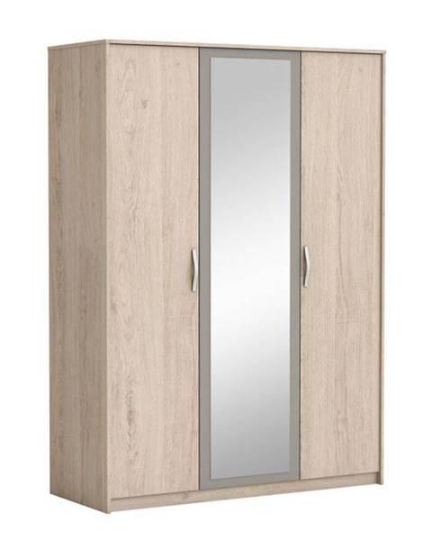Hnedé zrkadlo Tempo Kondela