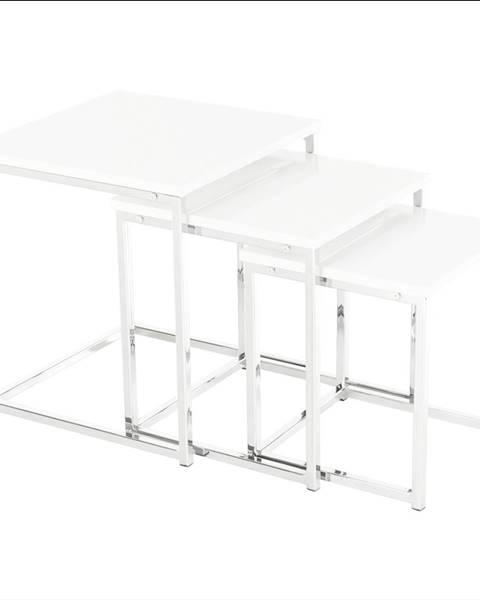 Lesklý stôl Tempo Kondela