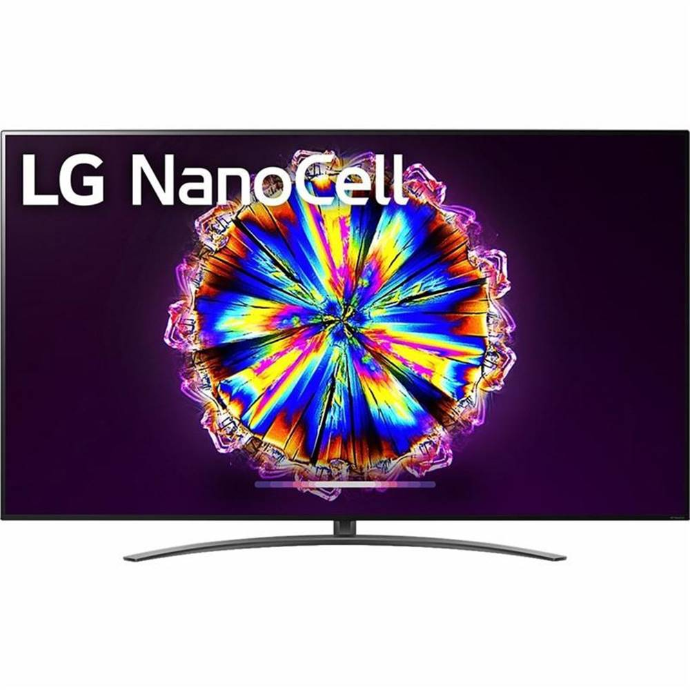 LG Televízor LG 75Nano91 siv