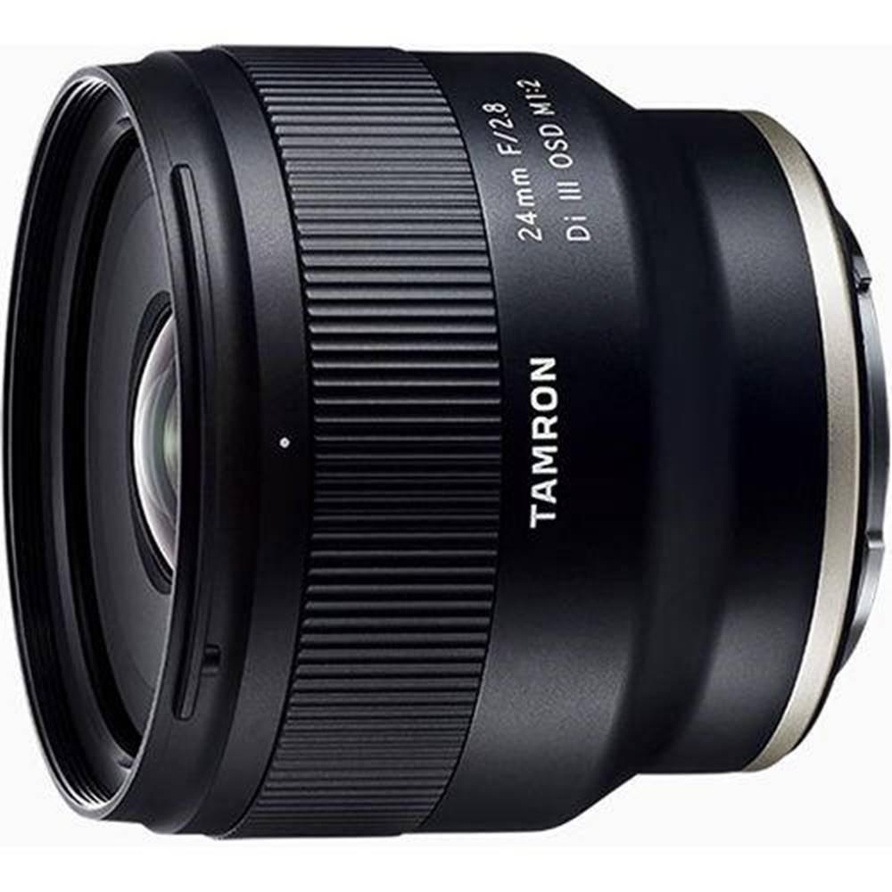 Tamron Objektív Tamron 24 mm F/2.8 Di III RXD 1/2 Macro Sony čierny