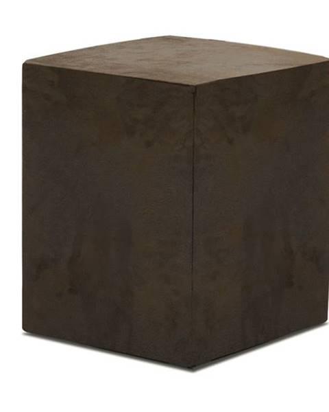 Hnedý stôl Sconto